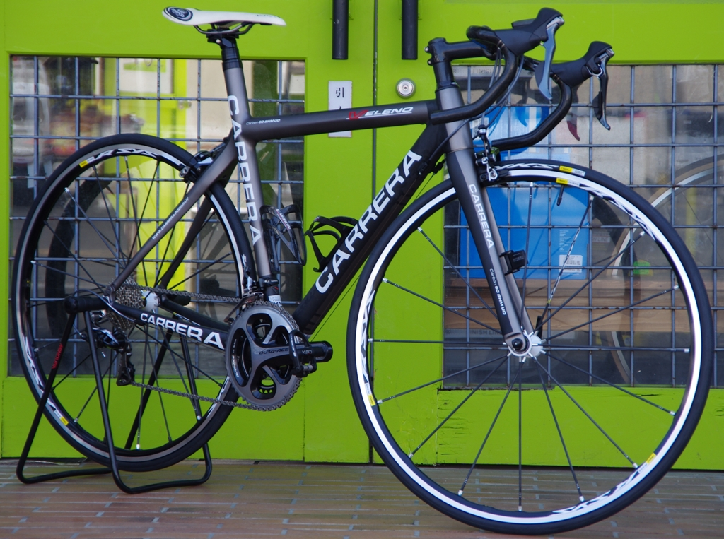 My Bikes vol.051 CARRERA VELENO Dura-Ace9000
