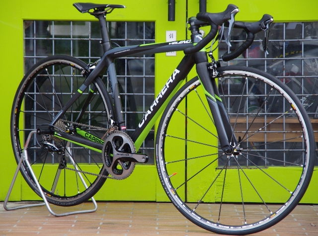 My Bikes vol.071 CARRERA VELENO EVO Dura-Ace 9000