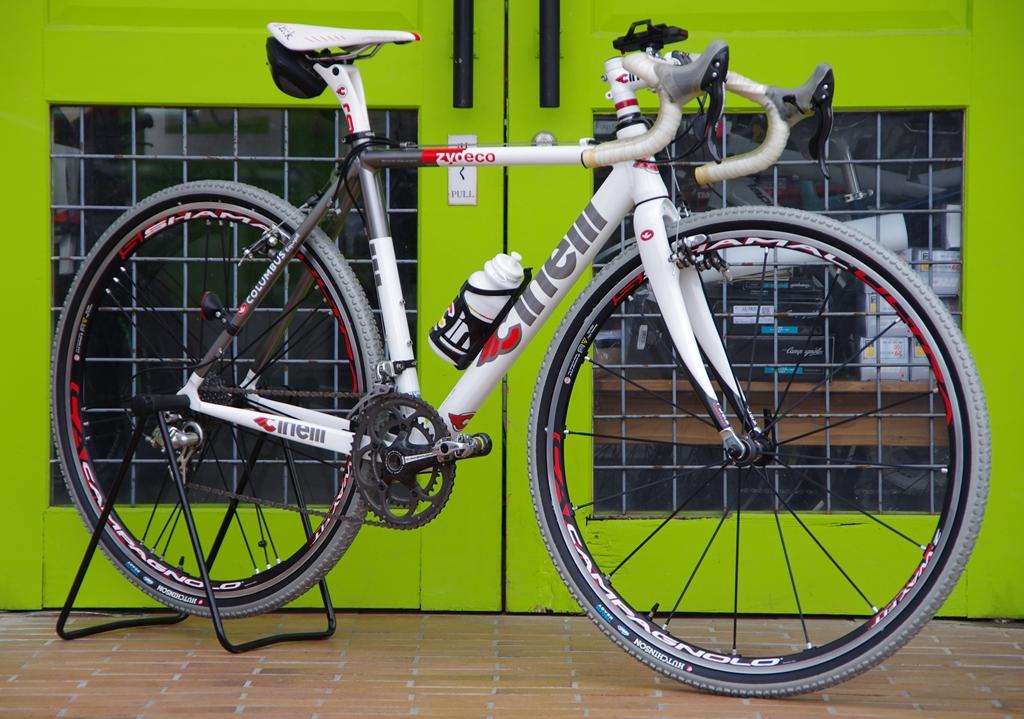 My Bikes vol.054 cinelli zydeco+ATHENA