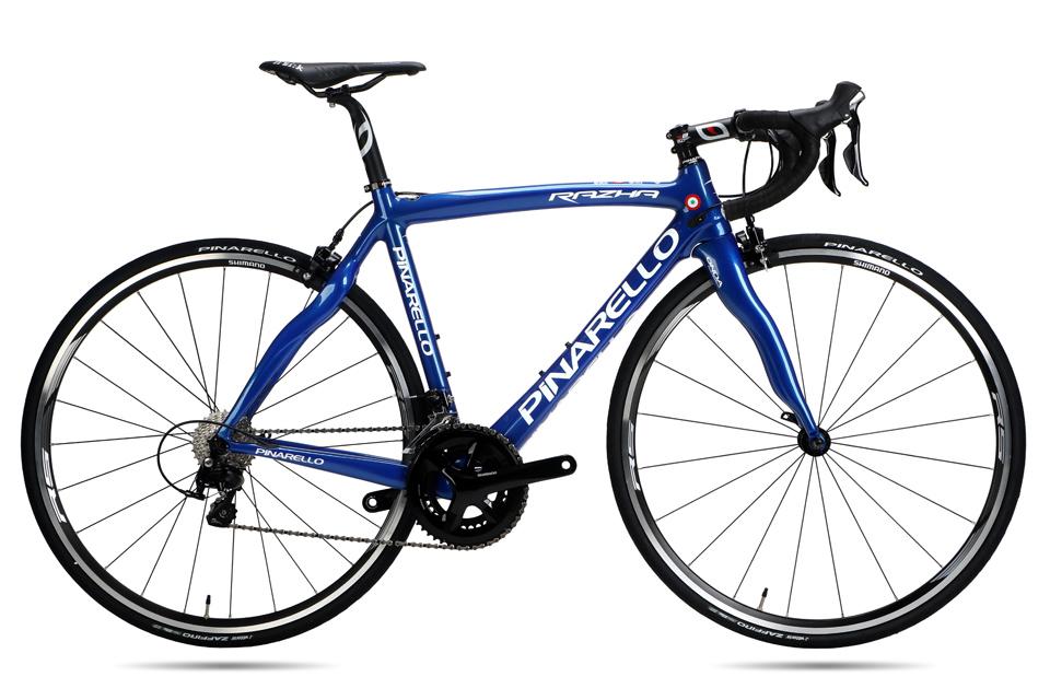 PINARELLO RAZHA 184/Italian Zafira Blue