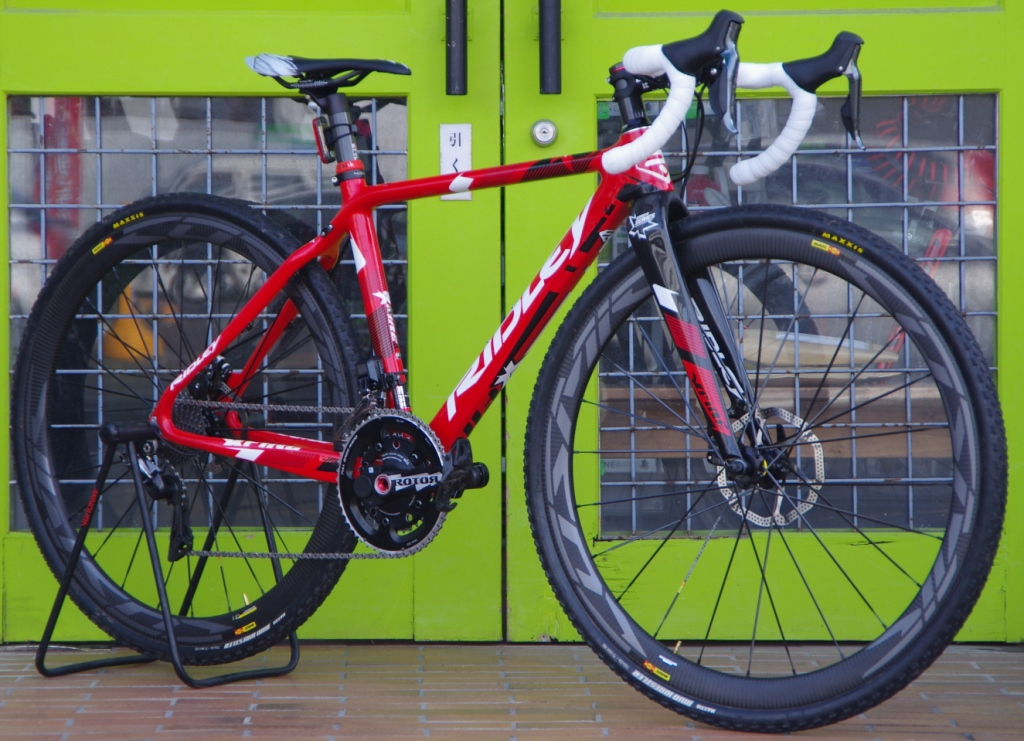 My Bikes vol.060-3 RIDLEY X-FIRE R9150 Di2