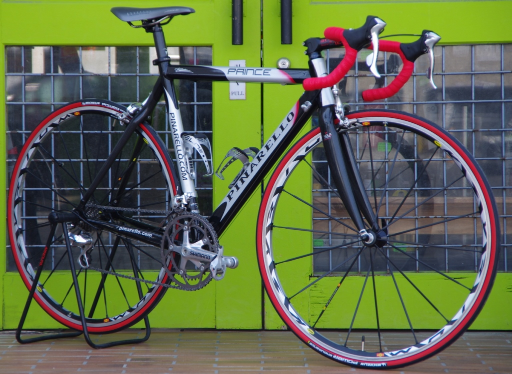 My Bikes vol.118 PINARELLO PRINCE