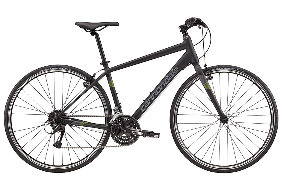cannondale Quick 7 2018 BBQ - 0