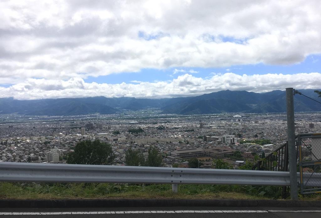 サマーソロラン 2018 vol.02 長野市北部ランニング