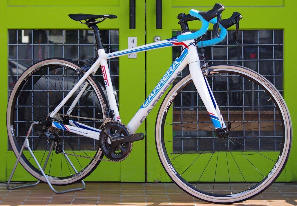 My Bikes vol.124 CARRERA ER-01 6800