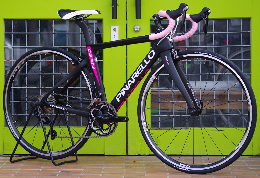 My Bikes vol.123 PINARELLO GAN EZ R7000 MIX
