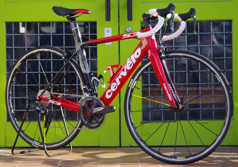 My Bikes Vol.126 cervélo S3 Di2 R8050