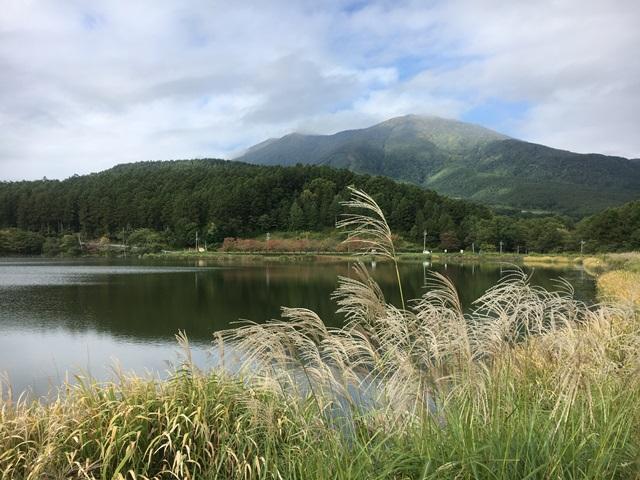 オータム ソロラン 2018 vol.02 霊仙寺湖ノルディックウォークコース周回