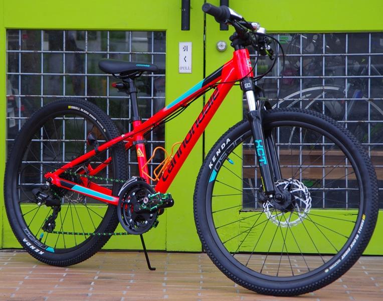 My Bikes Vol.127 cannondale Trail 24 改