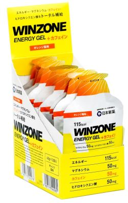 WINZONE ENERGY GEL オレンジ風味 - 0