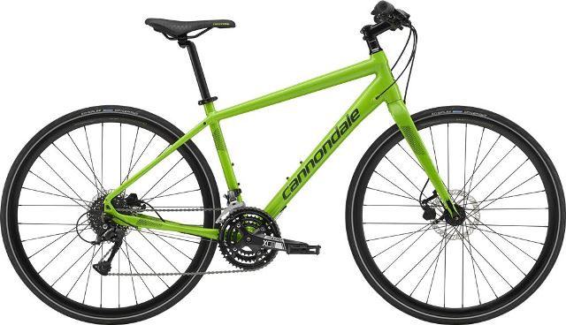cannondale Quick DISC 4