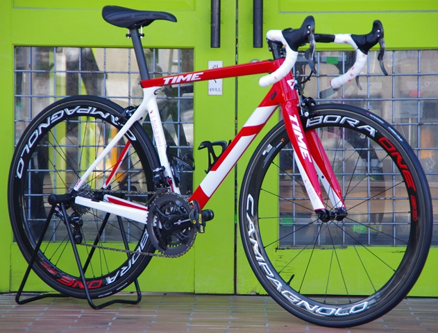 My Bikes Vol.131 TIME ALPE D'HUEZ 01