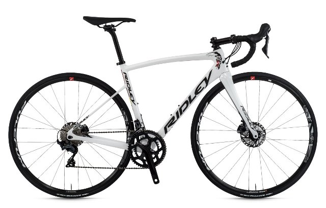 RIDLEY FENIX SL DISC COMPLETE BIKE JP19-02As