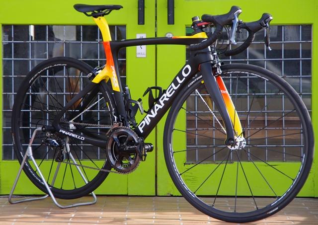 My Bikes vol.141 PINARELLO PRINCE FX DURA-ACE 9000