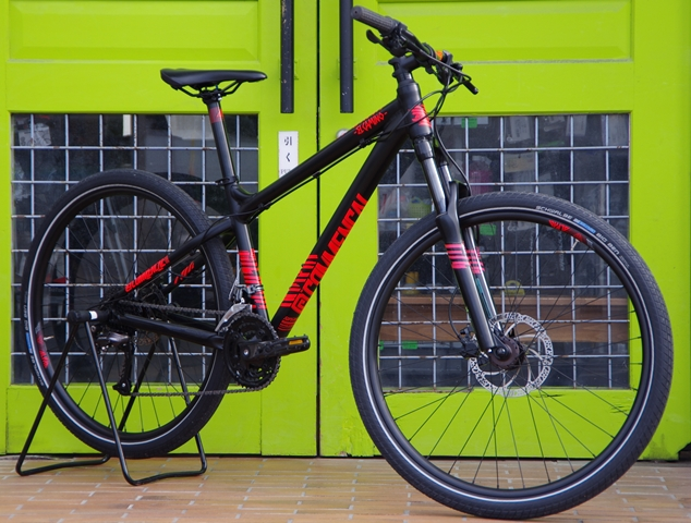 commencal EL CAMINO MD USED
