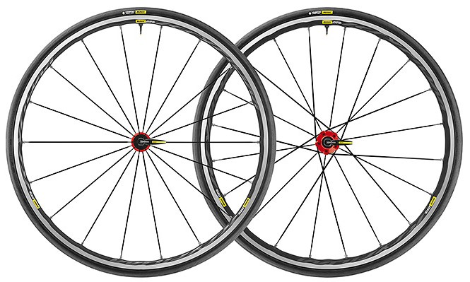 MAVIC KSYRIUM ELITE UST RED