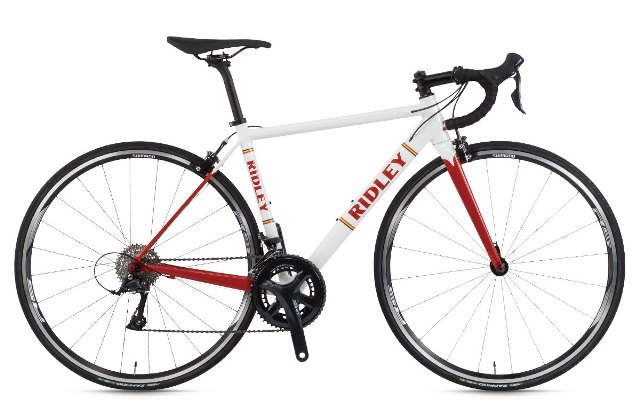 RIDLEY HELIUM SLA COMPLETE BIKE JP-19As