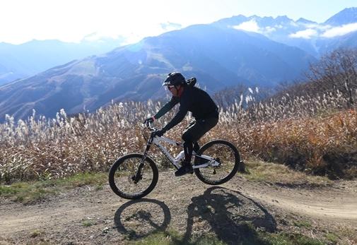 SRP vol.042 白馬岩岳 MTB PARK