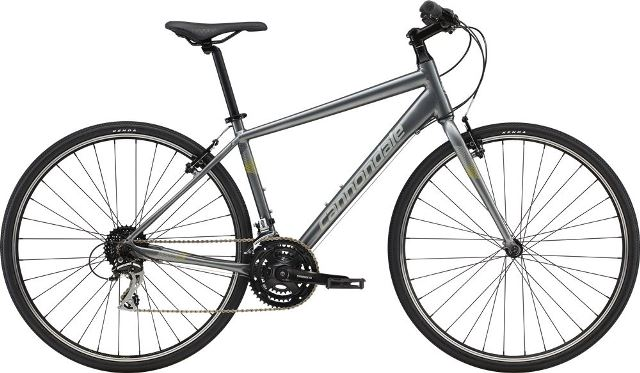 cannondale Quick 7 2019 GRY
