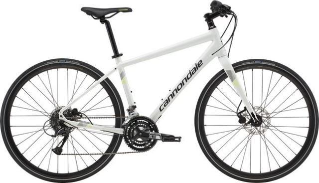 cannondale QUICK DISC 4 WHT
