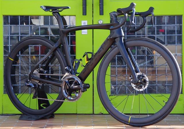 My Bikes Vol.152 PINARELLO DOGMA F10 DISK Di2 R8070
