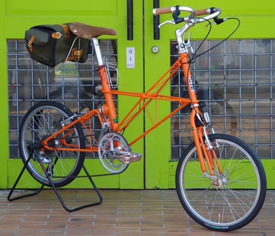 My Bikes Vol.153 ALEX MOULTON APB Fx-8