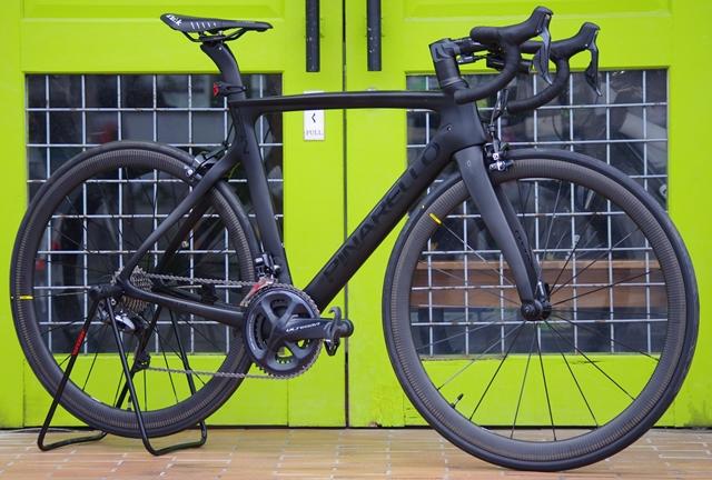 My Bikes vol.156 PINARELLO GAN R8050 Di2