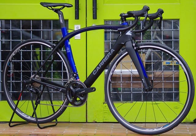 My Bikes vol.158 CARRERA PHIBRA NEXT R7000 105