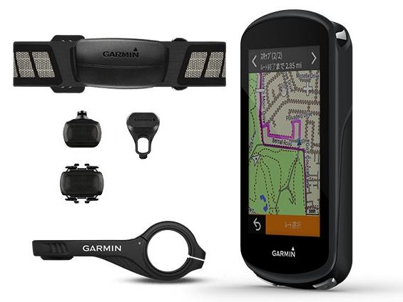 GARMIN Edge1030 plus Newラインアップ!